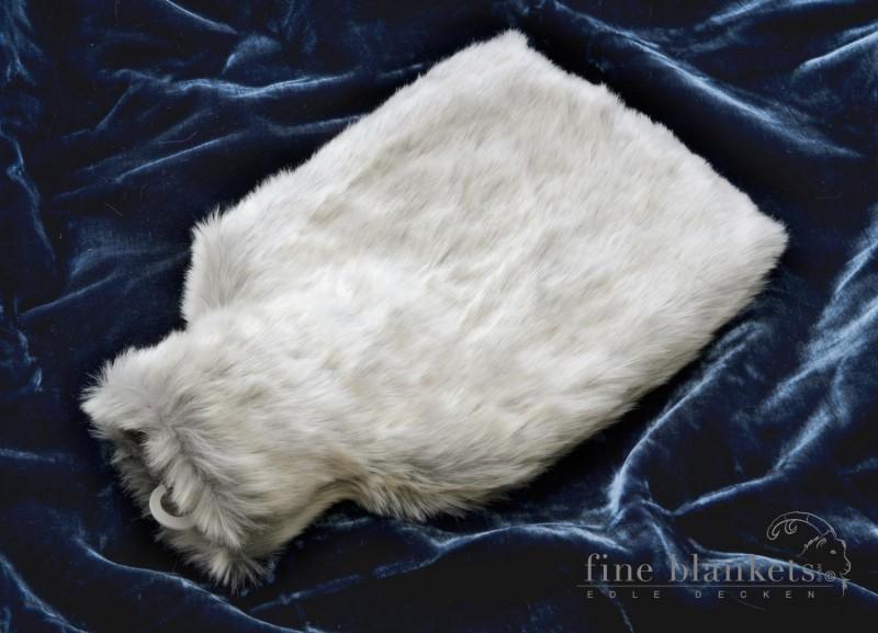 Wärmflasche Polarfuchs