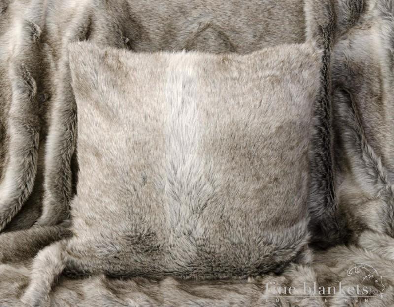Webpelzkissen Koala in 45x45cm